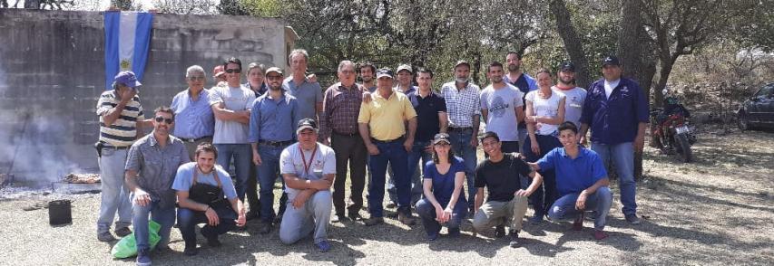 Capacitación sobre IATF para productores en Villa Dolores
