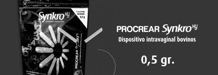 Procrear Synkro xy 0,5 gr.